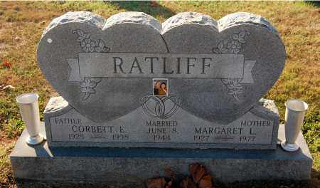 RATLIFF, CORBETT E. - Gallia County, Ohio | CORBETT E. RATLIFF - Ohio Gravestone Photos