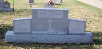 RATLIFF, ROBERT - Gallia County, Ohio | ROBERT RATLIFF - Ohio Gravestone Photos