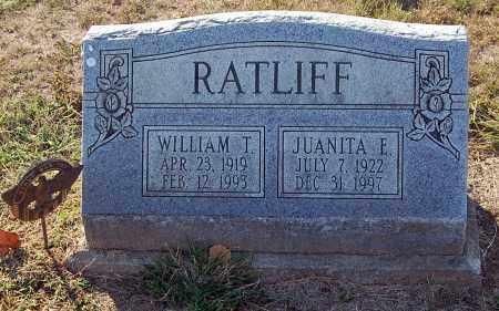 RATLIFF, WILLIAM - Gallia County, Ohio | WILLIAM RATLIFF - Ohio Gravestone Photos
