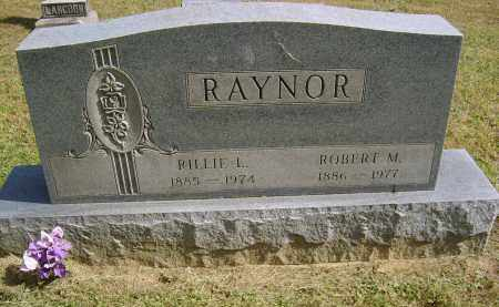 RAYNOR, RILLIE - Gallia County, Ohio | RILLIE RAYNOR - Ohio Gravestone Photos