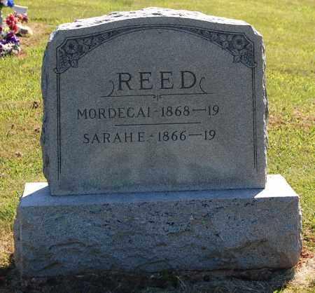 REED, MORDECAI - Gallia County, Ohio | MORDECAI REED - Ohio Gravestone Photos