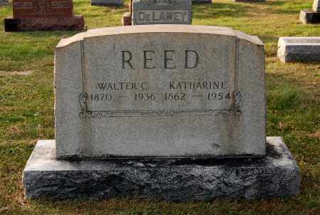 REED, KATHARINE - Gallia County, Ohio | KATHARINE REED - Ohio Gravestone Photos