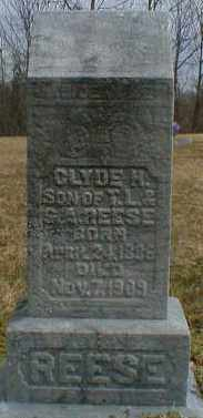 REESE, CLYDE - Gallia County, Ohio | CLYDE REESE - Ohio Gravestone Photos
