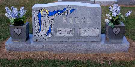 REESE, EDWARD ELLIS - Gallia County, Ohio | EDWARD ELLIS REESE - Ohio Gravestone Photos