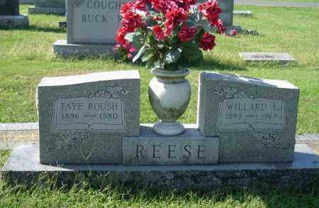 REESE, WILLARD L - Gallia County, Ohio | WILLARD L REESE - Ohio Gravestone Photos