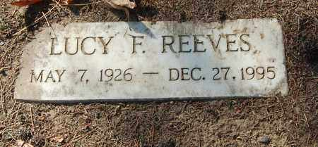REEVES, LUCY - Gallia County, Ohio | LUCY REEVES - Ohio Gravestone Photos