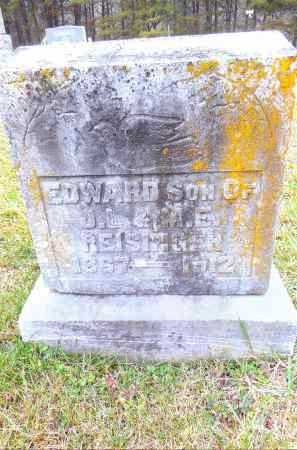 REISINGER, EDWARD - Gallia County, Ohio | EDWARD REISINGER - Ohio Gravestone Photos