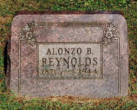 REYNOLDS, ALONZO B - Gallia County, Ohio | ALONZO B REYNOLDS - Ohio Gravestone Photos