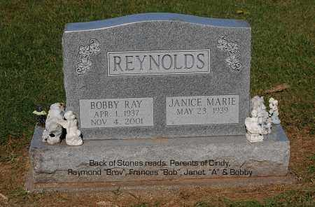 REYNOLDS, BOBBY RAY - Gallia County, Ohio | BOBBY RAY REYNOLDS - Ohio Gravestone Photos