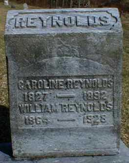 REYNOLDS, WILLIAM - Gallia County, Ohio | WILLIAM REYNOLDS - Ohio Gravestone Photos