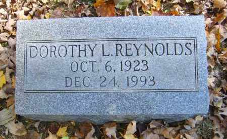 REYNOLDS, DOROTHY - Gallia County, Ohio | DOROTHY REYNOLDS - Ohio Gravestone Photos