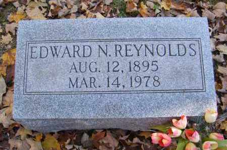 REYNOLDS, EDWARD - Gallia County, Ohio | EDWARD REYNOLDS - Ohio Gravestone Photos