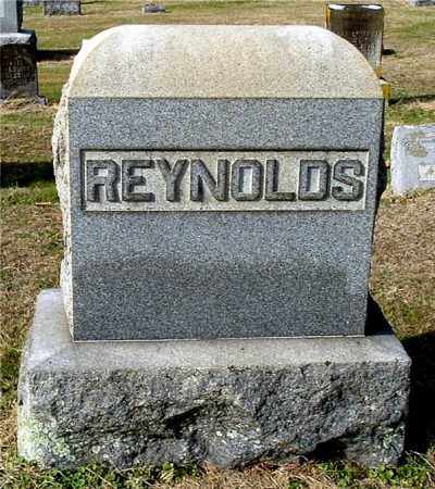 REYNOLDS, FAMILY MONUMENT - Gallia County, Ohio | FAMILY MONUMENT REYNOLDS - Ohio Gravestone Photos