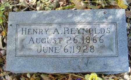REYNOLDS, HENRY - Gallia County, Ohio | HENRY REYNOLDS - Ohio Gravestone Photos