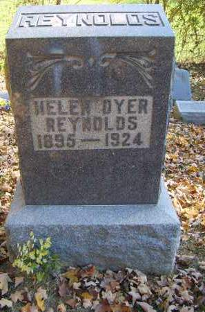 REYNOLDS, HELEN - Gallia County, Ohio | HELEN REYNOLDS - Ohio Gravestone Photos