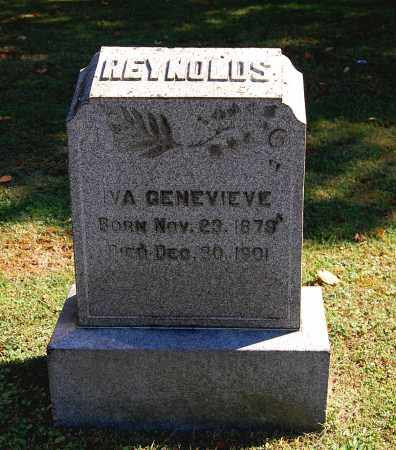 REYNOLDS, IVA GENEVIEVE - Gallia County, Ohio | IVA GENEVIEVE REYNOLDS - Ohio Gravestone Photos