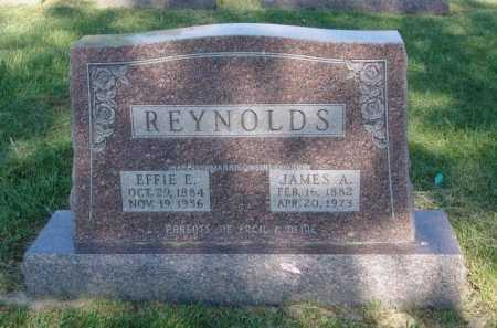 REYNOLDS, EFFIE ELIZABETH - Gallia County, Ohio | EFFIE ELIZABETH REYNOLDS - Ohio Gravestone Photos