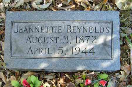 REYNOLDS, JEANNETTIE - Gallia County, Ohio | JEANNETTIE REYNOLDS - Ohio Gravestone Photos