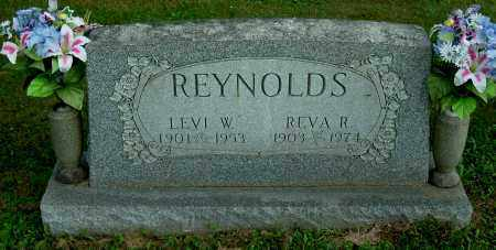 REYNOLDS, REVA R - Gallia County, Ohio | REVA R REYNOLDS - Ohio Gravestone Photos