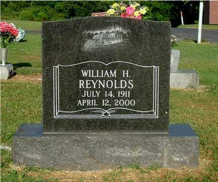 REYNOLDS, WILLIAM H - Gallia County, Ohio | WILLIAM H REYNOLDS - Ohio Gravestone Photos