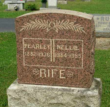 RIFE, NELLIE - Gallia County, Ohio | NELLIE RIFE - Ohio Gravestone Photos