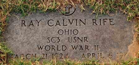 RIFE, RAY - Gallia County, Ohio | RAY RIFE - Ohio Gravestone Photos