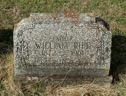 RIFE, WILLIAM - Gallia County, Ohio | WILLIAM RIFE - Ohio Gravestone Photos