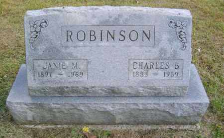 ROBIINSON, CHARLES - Gallia County, Ohio | CHARLES ROBIINSON - Ohio Gravestone Photos