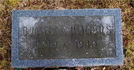 ROGERS, BRUCE A - Gallia County, Ohio | BRUCE A ROGERS - Ohio Gravestone Photos
