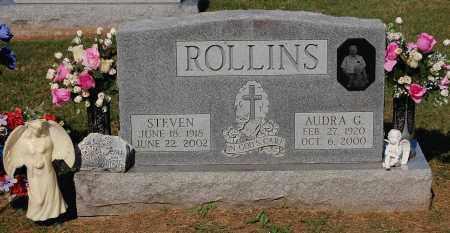 ROLLINS, STEVEN - Gallia County, Ohio | STEVEN ROLLINS - Ohio Gravestone Photos