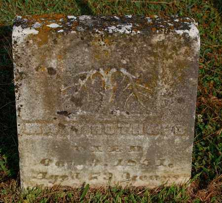 ROTHGEB, MARY - Gallia County, Ohio | MARY ROTHGEB - Ohio Gravestone Photos