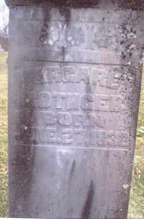ROTHGEB, MARGARET - Gallia County, Ohio | MARGARET ROTHGEB - Ohio Gravestone Photos