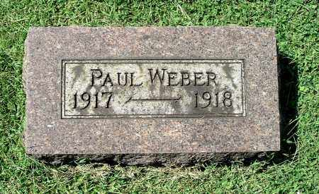ROTHGEB, PAUL WEBER - Gallia County, Ohio | PAUL WEBER ROTHGEB - Ohio Gravestone Photos