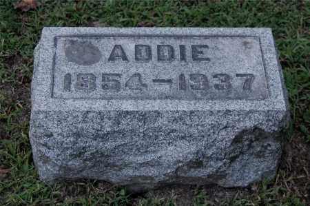 ROUSH, ADDIE - Gallia County, Ohio | ADDIE ROUSH - Ohio Gravestone Photos