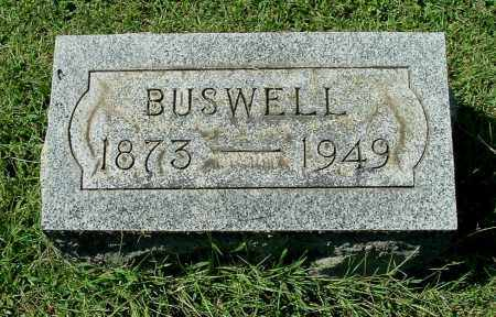 ROUSH, BUSWELL - Gallia County, Ohio | BUSWELL ROUSH - Ohio Gravestone Photos