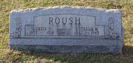 ROUSH, CURTIS S - Gallia County, Ohio | CURTIS S ROUSH - Ohio Gravestone Photos