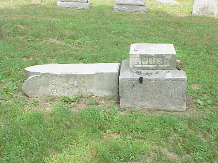 ROUSH, CELINDA K - Gallia County, Ohio | CELINDA K ROUSH - Ohio Gravestone Photos
