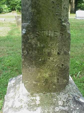 ROUSH, ESTHER - Gallia County, Ohio | ESTHER ROUSH - Ohio Gravestone Photos