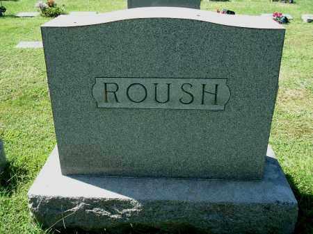 ROUSH, FAMILY GROUPING - Gallia County, Ohio | FAMILY GROUPING ROUSH - Ohio Gravestone Photos