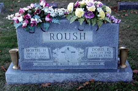 ROUSH, DORIS E - Gallia County, Ohio | DORIS E ROUSH - Ohio Gravestone Photos