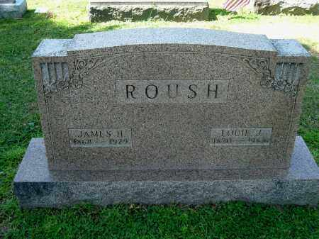 ROUSH, LOUIE J - Gallia County, Ohio | LOUIE J ROUSH - Ohio Gravestone Photos