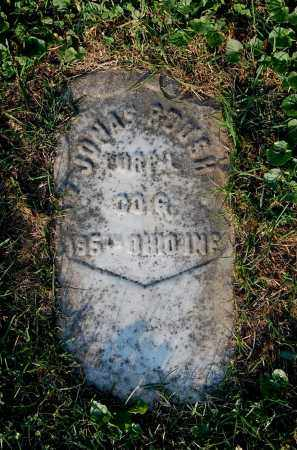 ROUSH, JONAS - Gallia County, Ohio | JONAS ROUSH - Ohio Gravestone Photos