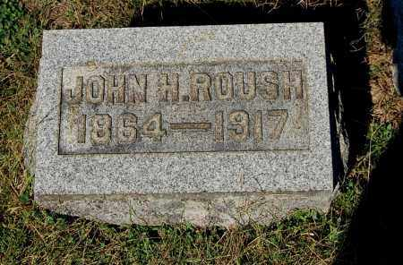 ROUSH, JOHN H - Gallia County, Ohio | JOHN H ROUSH - Ohio Gravestone Photos
