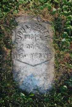 "ROUSH, JONAS ""VETERAN"" - Gallia County, Ohio   JONAS ""VETERAN"" ROUSH - Ohio Gravestone Photos"