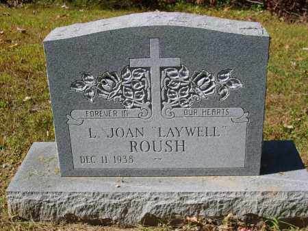 LAYWELL ROUSH, L. - Gallia County, Ohio | L. LAYWELL ROUSH - Ohio Gravestone Photos