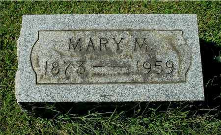 ROUSH, MARY M - Gallia County, Ohio | MARY M ROUSH - Ohio Gravestone Photos