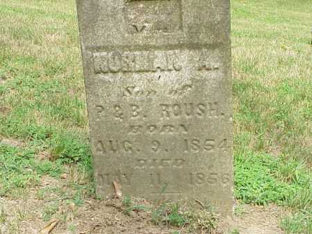 ROUSH, NORMAN A. - Gallia County, Ohio | NORMAN A. ROUSH - Ohio Gravestone Photos