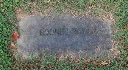ROUSH, RODNEY - Gallia County, Ohio | RODNEY ROUSH - Ohio Gravestone Photos