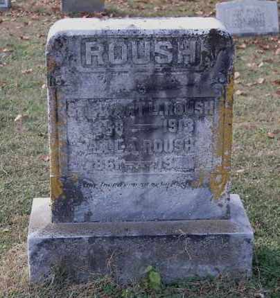 ROUSH, STEWART L - Gallia County, Ohio | STEWART L ROUSH - Ohio Gravestone Photos