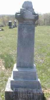 ROUSH, SARAH - Gallia County, Ohio | SARAH ROUSH - Ohio Gravestone Photos